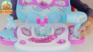 Mainan Anak Perempuan FROZEN BEAUTY SET - Disney Frozen Elsa Beauty Set