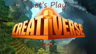 Creativerse Let's Play - Episode 4.20 SPECIAL - Getting a Pokemon (Pet)
