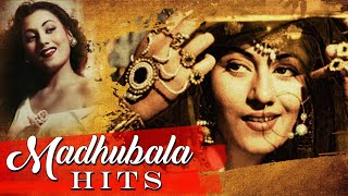 MADHUBALA HITS | Best of Madhubala Hits | मधुबाला के गाने | Evergreen Songs | Old Hindi Hit Songs