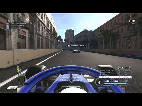 F1 Esports: Toro Rosso Wins in a Thriller!