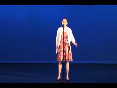Rolling In The Deep Cover - Adele by 13 Yr Old Emma B Gelinas