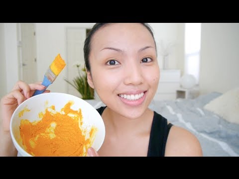 Get Clear, Bright & Acne Free Skin(DIY Face Mask)