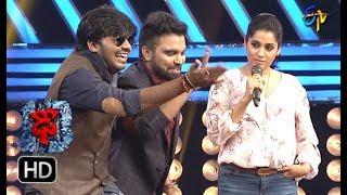 Sudheer | Rashmi | Varshni | Funny Joke | Dhee 10 | 28th February 2018| ETV Telugu