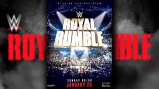 """WWE: Royal Rumble 2015 Official Promo Theme Song """"1,2,3 Turnaround by Christian TV"""""""