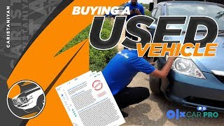 I Bought A Used Car | Buying A Used Car In Pakistan