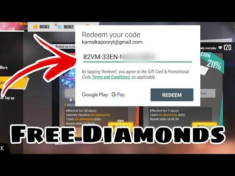 💎Free Fire Battlegrounds Free Diamond 2019 Latest