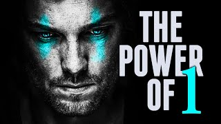 POWERFUL Motivational Video - THE POWER OF ONE