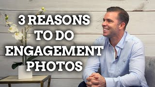 Why You NEED To Book An Engagement Shoot