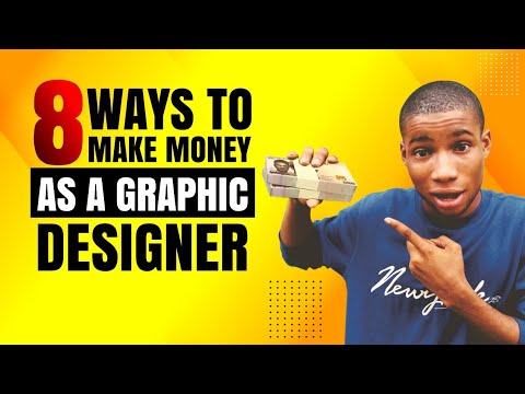 , title : '8 WAYS TO MAKE MONEY AS A GRAPHIC DESIGNER   Graphic Design Tips