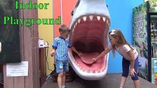 Funny Baby Indoor Playground