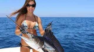 Fishing for Striped Marlin in Mexico ! - Video Youtube