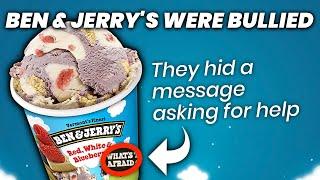 Ben & Jerry's almost shut down. A hidden message saved them.