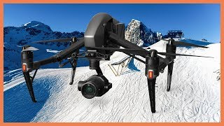How To Take Your Drone Shots To The Next Level - Inspire 2 X7