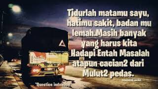 Story truk quotes...