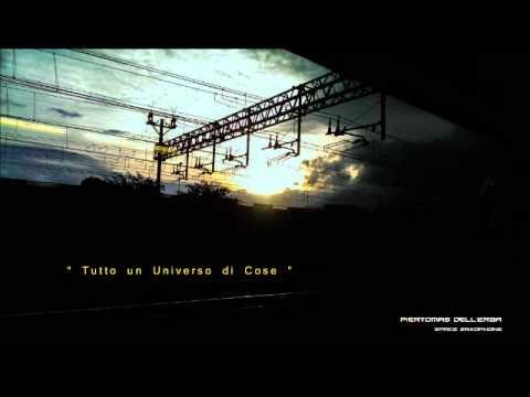 """""""Tutto un Universo di Cose"""" - PIERTOMAS DELL'ERBA - original Space Ambient Saxophone soundtrack"""