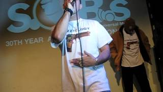 TERMANOLOGY Goin Back + So Amazing S.O.B.'s NYC December 5 2012