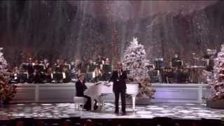 Andrea Bocelli - White Christmas - with English subtitles