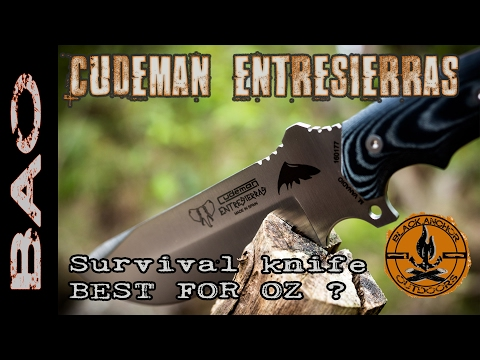 Cudeman Entresierras, Hard Use Test