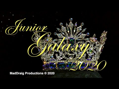 Junior Miss Galaxy 2020 YouTube