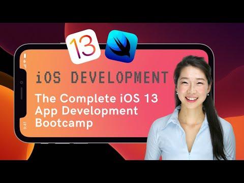 The Complete iOS 13 App Development Course - YouTube