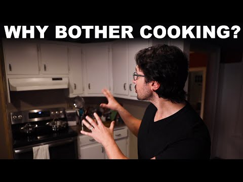 What's the point of cooking at home anymore?