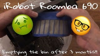iRobot Roomba 690 - Cleaning your Roomba