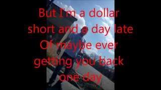 A little Memory lyrics ~ Josh Thompson *NEW*