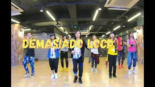 I LOVE ZUMBA  Sak Noel, Lil Jon   Demasiado Loca Ft. El Chevo, Aarpa
