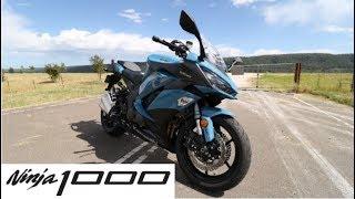 Kawasaki Ninja 1000 - मुफ्त ऑनलाइन वीडियो