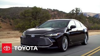 YouTube Video UNImW9FpeQA for Product Toyota Avalon Sedan (5th gen XX50) by Company Toyota Motor in Industry Cars