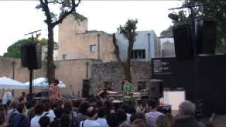 "Animal Collective "" loch raven "" Live at Midi Festival french riviera 2007"