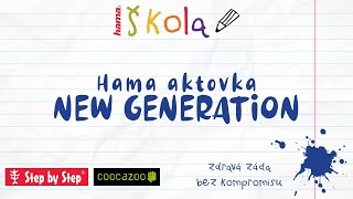 Hama aktovka – NEW GENERATION