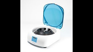 Centrifuge Machine - 8 x 50ML / 15ML / 10ML / 7ML / 5ML / 3ML / 1.5ML - Clinical