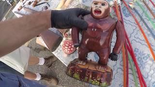 Flea Market Finds! Always Fun Looking For Treasures!