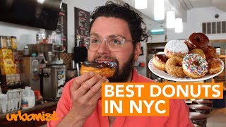 Must Eat Donuts In New York Before You Die