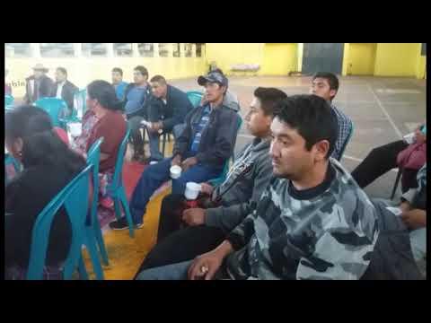 MARN capacita a autoridades de San Juan Ostuncalco