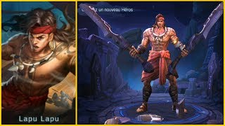 [FR] MOBILE LEGENDS : Découverte Lapu Lapu