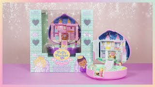 Polly Pocket Starlight Castle Keepsake Collection 2021 & Vintage 1992 Comparison | Toy Collection