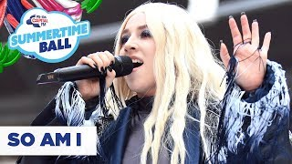 Ava Max   'So Am I' | Live At Capital's Summertime Ball 2019
