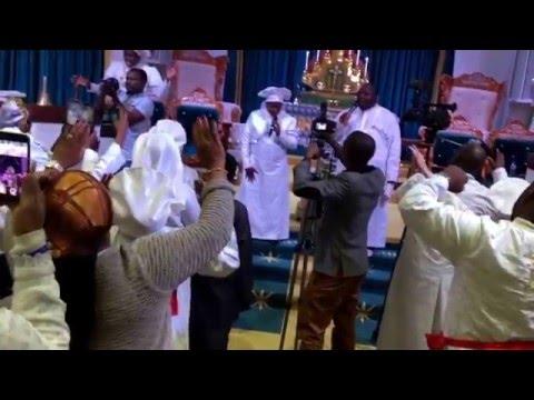 Funmi Aragbaye AND Bisi Alawiye @ Love Of Christ Generation Church C&S - Part 2