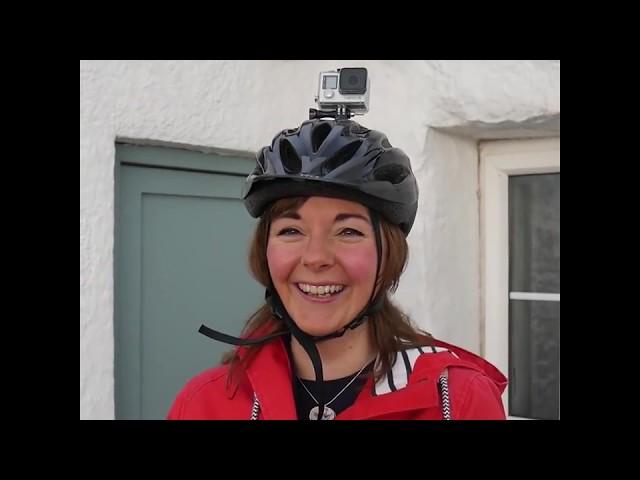 bbc radio producer commutes on her volt Kensington