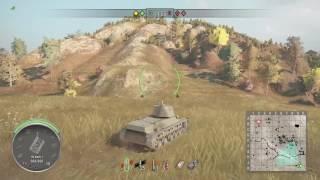 World Of Tanks-Training Room Madness!