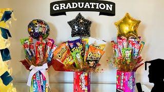 Regalos Para Graduación (fácil Y Rápido) Graduation Gifts/ DIY CANDY BOUQUET