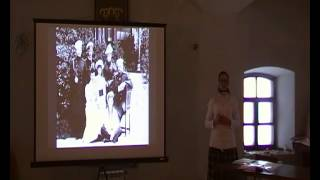 Император Николай II и его семья. Лекция 1.