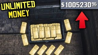 Red Dead Redemption 2 - UNLIMITED MONEY GLITCH! Make $100,000 Easy (Working Xbox / PS4)