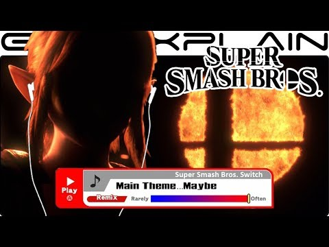 Super Smash Bros. Switch - Is This the New Main Theme Song?
