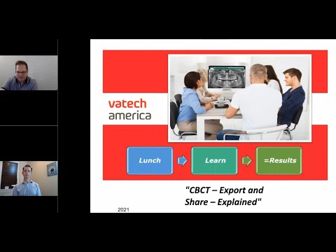 CBCT Export and Share Explained