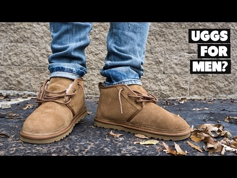Are UGGS For Men Chestnut Mens UGG Neumel Review Sizing On Foot play