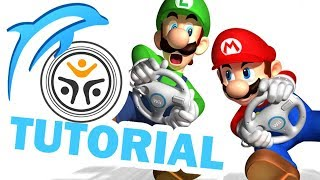 How to install MKwii w/ wiimmfi for Dolphin Emulator (PC) - FULL TUTORIAL