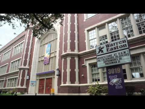 Tulane University - video